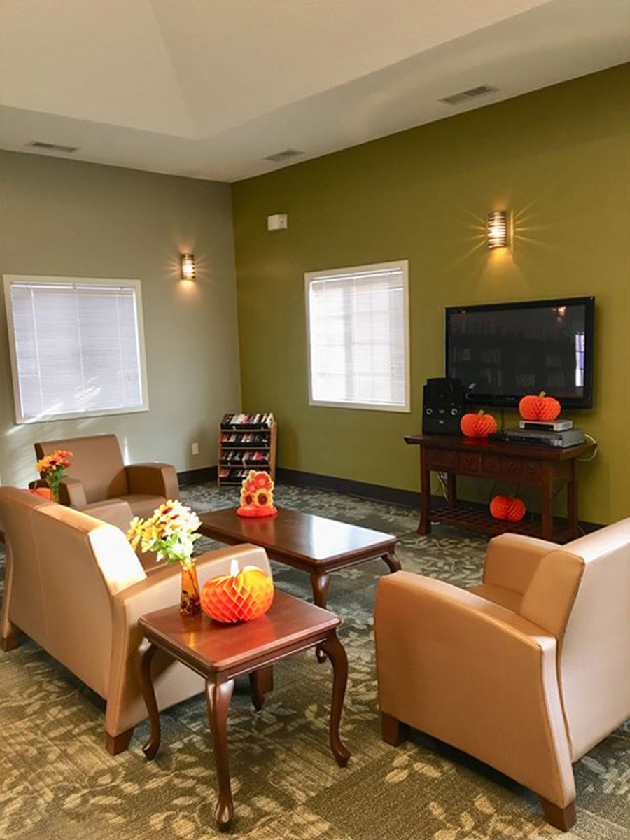 Adam's_Senior_Apartments-Clubhouse-TV_Room